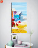 Abstract Handmade Huile sur toile