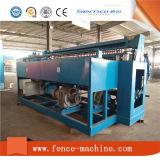 Maquinaria da soldadura do fabricante da cerca do engranzamento de fio do metal do CNC