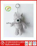 Mini giocattolo promozionale di Keychain del giocattolo del lupo della peluche