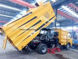 Dongfeng 4X2 Rhd LHD de Straatveger Cleaning Truck van 5000 L