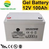 Batterie solari 12V 100ah del gel del ciclo profondo poco costoso