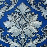 Belle grosse fleur avec PVC Projet intérieur Wallpapers