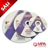 """4.5 """" диска смолаы меля/абразивный диск для металла, нержавеющей стали"""