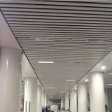 ألومنيوم حاجز سقف زائف مع نمو تصميم