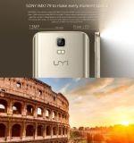 Первоначально сердечник квада телефона Mtk6580 Umi Рим x 5.5 ROM 1280X720 8.0MP WCDMA RAM 1GB 8GB Android 5.1 дюйма удваивает золото телефона SIM франтовское