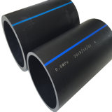 Tubo di plastica - tubo ondulato PE per drenaggio ed il sistema a acqua