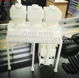 productos SLA del diseño de la flor del servicio de impresión 3D/prototipo del Rapid de SLS