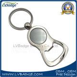 Cadeau promotionnel de haute qualité de la chaîne de clé décapsuleur