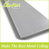 2017 Placa de techo de metal perforada de aluminio perforado