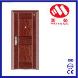Porta exterior por atacado do aço da segurança do metal de China