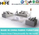 Sofa moderne de tissu des meubles de bureau d'hôtel 1+2+3 réglé (HC557)