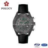 Los hombres de lujo del reloj impermeable relojes de cuarzo marca de moda reloj de los hombres