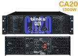 Professioneller kupferner Ca20 Zweikanalendverstärker