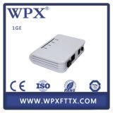 El precio de fábrica CE certificado 1 Ge GPON ONU con chipset Realtek