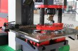 Macchina idraulica dell'operaio siderurgico di /Hacol tagliatrice/dell'operaio siderurgico/taglio perforazione multipla & della tagliatrice/barra di angolo