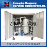 Zhongneng 시리즈 두 배 단계 진공 변압기 기름 여과 기계