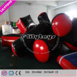 Ostacoli gonfiabili di Paintball per il gioco del CS, carbonile gonfiabile di Paintball