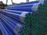 Tubo de aço plástico revestido de PVC revestido