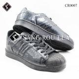 Верхние ботинки холстины женщины ботинок повелительниц тавра для способа женщины