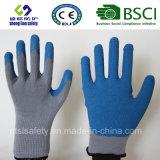 Перчатки латекса, перчатки работы безопасности (SL-R505)