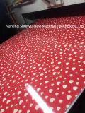 Цветочный дизайн катушки PPGI Prepainted оцинкованной стали для катушки зажигания