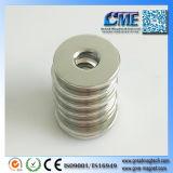 Magnet-Supermagnet NdFeB Ring-Magnet des Neodym-N52