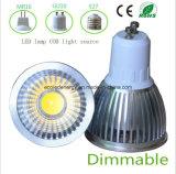 Ampoule de l'ÉPI DEL de la CE et des Rho GU10 5W
