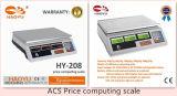Escala de computação 3kg-40kg Digital do preço eletrônico de China