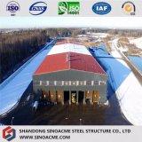 Atelier industriel d'usine d'armature de pipe en acier de qualité