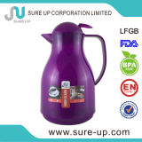 Promoção Preço de Fábrica Plástico Corpo Vidro Forro Café Thermos Jarro