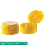 38/400 Hotsale flip-top da tampa do vaso de plástico