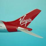Девственница Австралия подарка дела A340-600 пассажирского самолета модельная