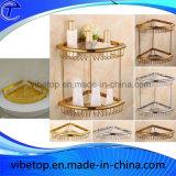 도매 수출 벽 마운트 스테인리스 목욕탕 삼각형 선반