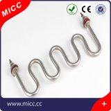 中国の高品質のステンレス鋼のカスタマイズされた管状のヒーターの要素