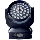 Guangzhou PRO 36X10W 4in 1 RGBW CREE LED Zoom Moving Head Wash Disco Light