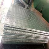 Anti-patinage Les panneaux de plancher alvéolaire en aluminium