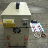 Китай Новая высокочастотная индукционная нагревательная печь для нагрева нагревателя 15 кВт