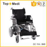 Foldableページのコントローラの台湾モーター力の電動車椅子の価格