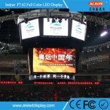 Cor Integral P7.62 Basquetebol fixo no interior da Tela de LED para Stadium