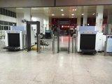 手荷物の点検のための空港貨物機密保護のコンベヤーのX線のスキャンナー