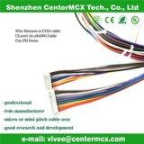 Lvdsケーブルの中国製Lvds LCDスクリーンの屈曲ケーブル