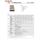 Wxe-145s-48 145W 48V Alimentation pour affichage à LED Equipement industriel