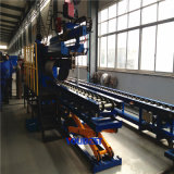 金属板シートの縦方向のまっすぐなシーム溶接システムの溶接の製造業者