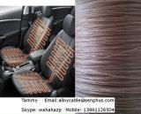 Fil de chauffage flexible pour siège auto avec noyau de dentelle