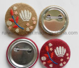 Значок для промотирования, значок Pin кнопки вышивки кнопки вышивки