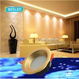 Del LED proyecto blanco puro ligero LED comercial Downlight de la luz de techo abajo 3W