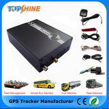 Função de leitor de RFID de gestão de frotas Rastreador GPS do veículo