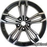 17インチ車のための普及したデザイン合金の車輪