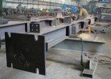 Полуфабрикат стальное здание