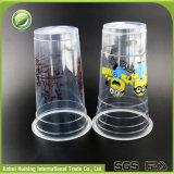 밀봉된 뚜껑을%s 가진 명확한 방열 16oz/500ml 플라스틱 컵